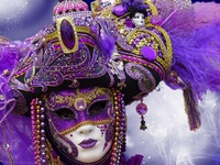 Masques de Venise