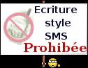 NO SMS