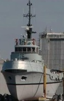 Ready Duty Ship - Oceanografic Research Vessel - Training ship 369-55