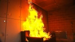 Fire Couch