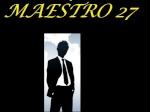 Maestro27 [Montpellier]