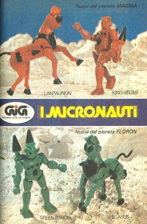 PUBBLICITA' MICRONAUTI - 004
