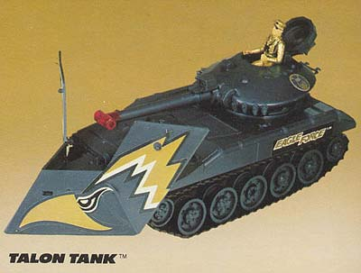 Talon Tank serie Eagle Force
