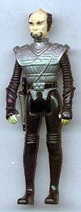 Star Trek Klingon Mego