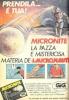 Pubblicita' della linea micronauti gig