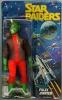 """Ridal personaggio della serie Star Raiders della Tomland, da noi conosciuti come """"i Guerrieri Galattici """" della New Gioco"""