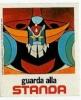 adesivo pubblicitario distribuito dalla standa