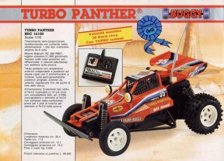 turbo-panther