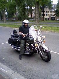 papy biker