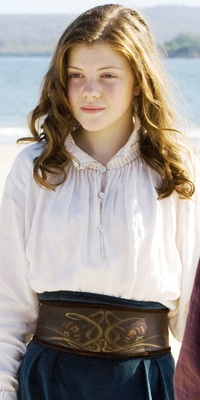 Lucy Pevensie..