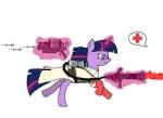the pony medic