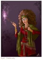 Sibyll Trelawney