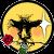 serious rose