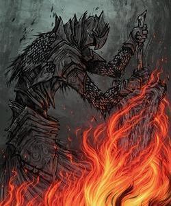 Hellfire Fox Fume Knight