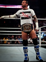 CM Punk\TheMiz