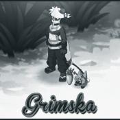 Grimska