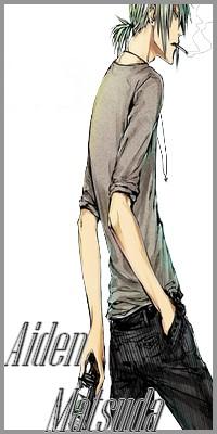 Aiden Matsuda