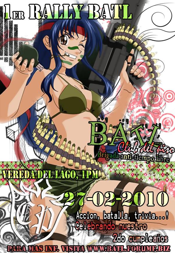 Rally aniversario de batl Flayer10