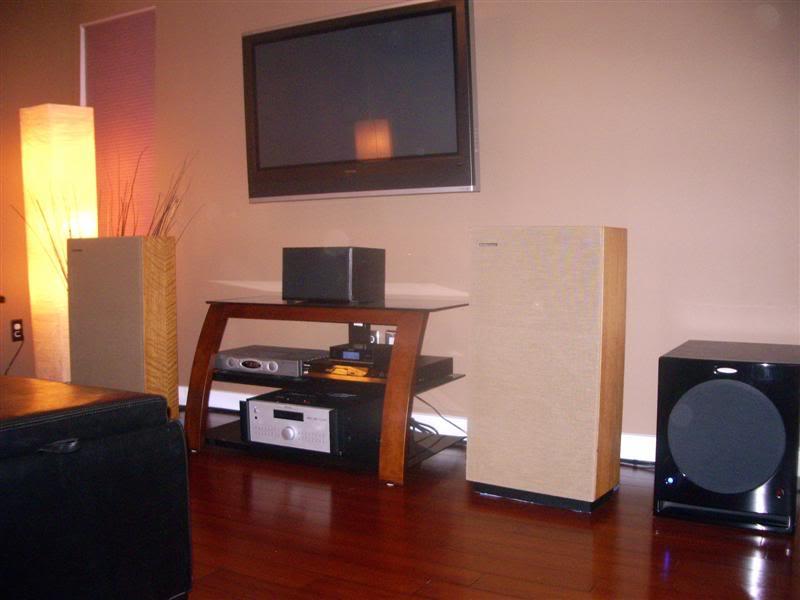 Secondary Living Room Setup