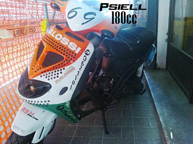 Zip Piaggio/Gilera 180 di Pisello Foto0210_700x500