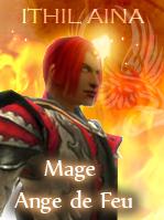 Ange de feu