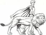 Lion de Lisbonne