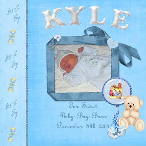 November Kits Kyle3d10