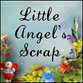 little angel's scrap