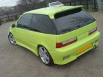 swiftly green
