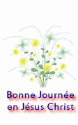 bonjourChrist