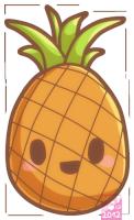 pineapple ◕‿◕