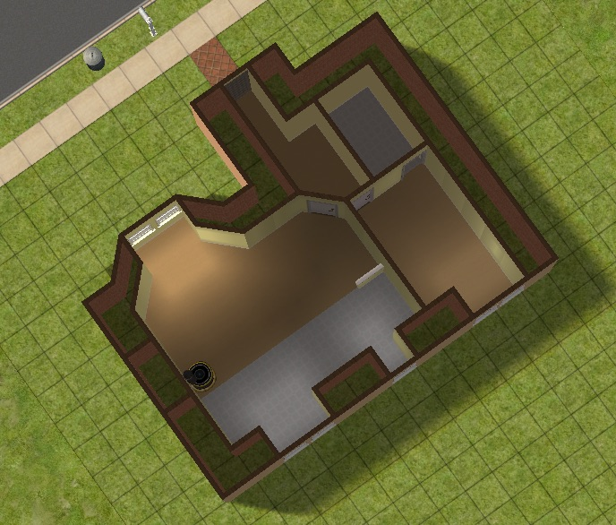 Cheapskate Sims: building on a bootstrap budget Bootst12