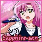 Sapphire-san