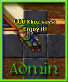 GOD Klioz
