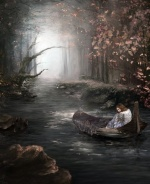 *Lady of Shalott*