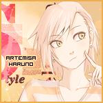 Artemisa Haruno