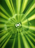 Lanterne Verte