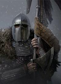 Warrior Of Swadia