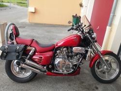 Honda vfc Passion club 240-40