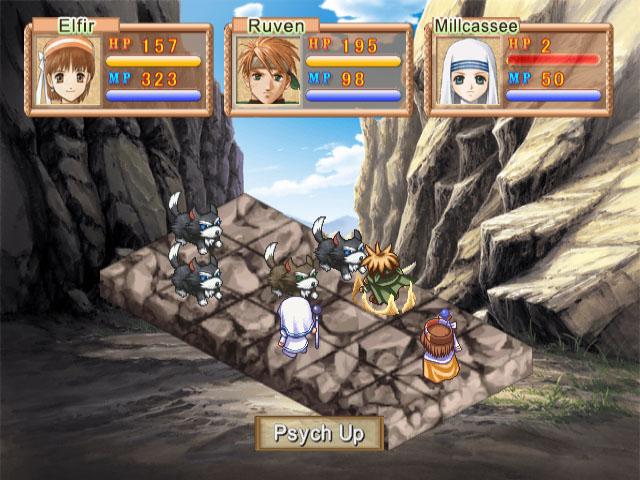 Atelier Elie - Battle
