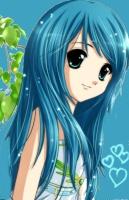 الفراشة الزرقاء