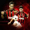 FX*AC Milan Fan