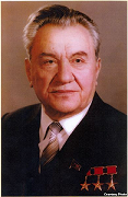 Динмухамед Кунаев