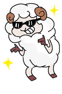 Julien the Sheep