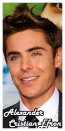 Troy Christian Efron