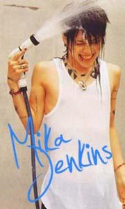 Mika Jenkins