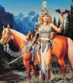 Freya The Goddess of Love