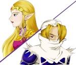 Zelda/Sheik