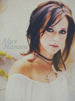 Алисия Хансен