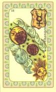 Belline Méthode de tirage : Les 7 planètes 3876427819